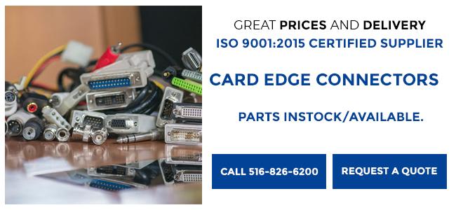 Card Edge Connectors Info