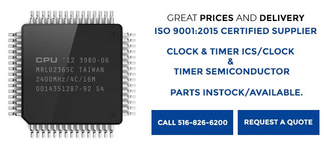 Clock & Timer ICs Info