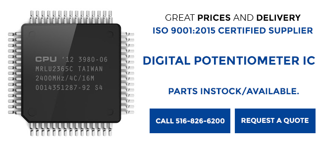 Digital Potentiometer ICs Info