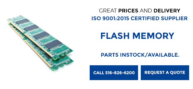 Flash memory Info