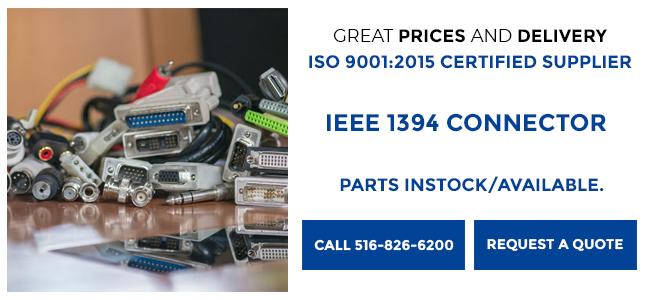 IEEE 1394 Connectors Info