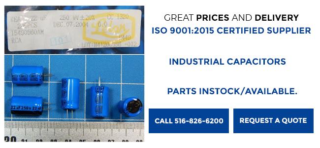 Industrial Capacitors Info