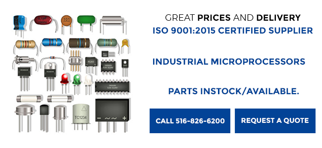 Industrial microprocessors Info