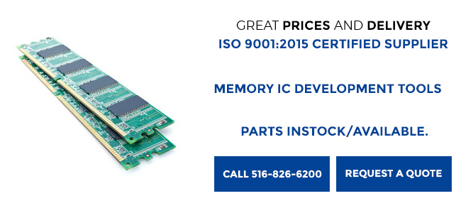 Memory IC Development Tools Info