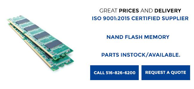 NAND Flash Info