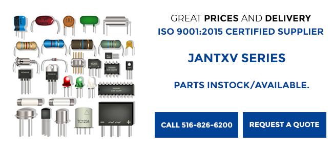 JANTXV Series Info