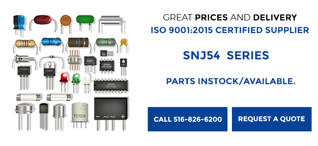 SNJ54 Series Info