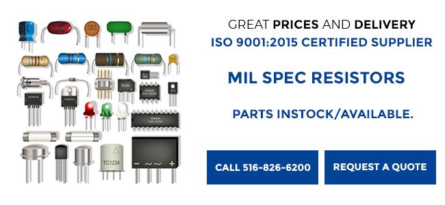 Mil Spec Resistors Info