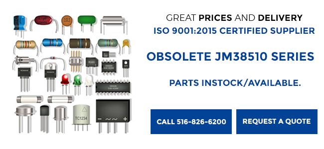 JM38510 Series Info