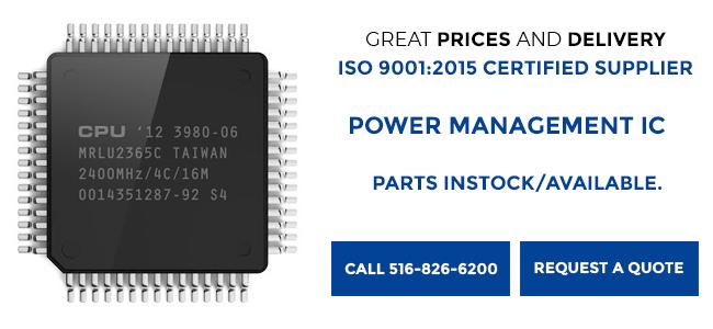 Power Management ICs Info