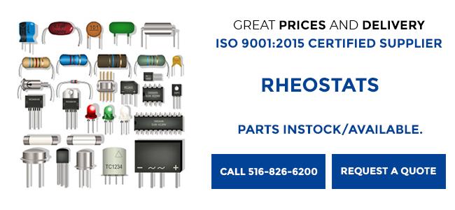 Rheostats Info