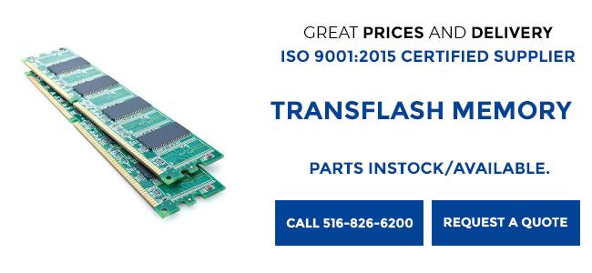 Transflash memory module Info